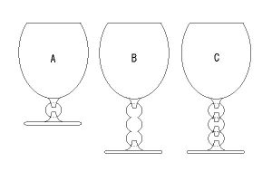 ワイングラスリメイク案