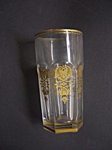 2種の金彩グラス塗装後