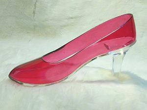 履けるガラスの靴